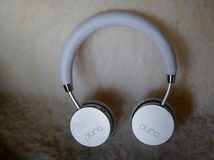 Puro Headphones: High Quality, Great Looking and Hearing Savers Too!