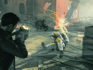 Quantum Break prototype footage shows us how far the game has come