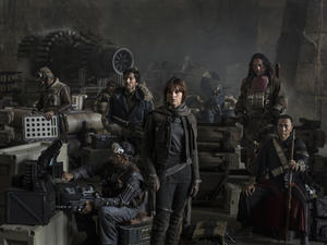 Rogue One is the Star Wars movie we've all been waiting for