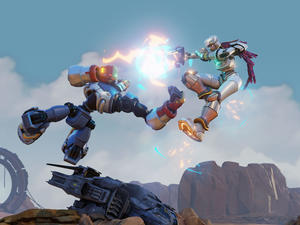 Rising Thunder, free-to-play robot brawler, now available for alpha testing