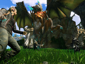 """Scalebound Director wants to """"show the power of what Xbox One can do"""""""