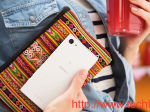 Xperia Z5 Compact revealed in leaked promotional photo