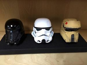 'Star Wars: Rogue One'—Are these new Stormtrooper helmets?