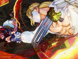 Street Fighter V adds Spanish ninja Vega to its ranks