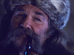 'The Hateful Eight' trailer is patently Tarantino