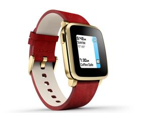 Pebble Time Steel shipping now; reservations now open