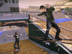 Tony Hawk's Pro Skater 5's new graphical look shown off in gameplay footage