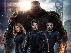 August movie releases: Fantastic Four, The Man From U.N.C.L.E. and more