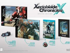Xenoblade Chronicles X Special Edition detailed by Nintendo
