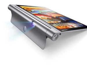 Lenovo Yoga Tab 3 Pro revealed with rotating projector