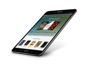 Samsung's best tablet ever now available in NOOK form