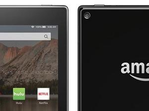 10-inch Amazon tablet leaks out with updated software