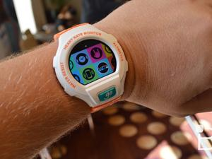 Alcatel OneTouch GO Watch smartwatch hands-on