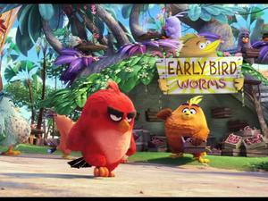 'Angry Birds' movie gets its first trailer