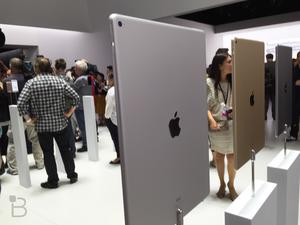 iPad Pro and new Apple TV to launch online late Oct., in stores early Nov.