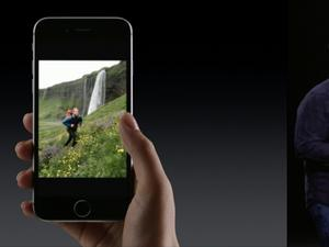 Apple introduces new Live Photos feature