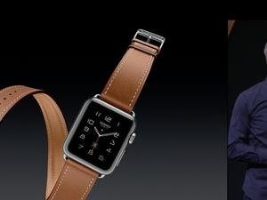 Apple unveils Hermes Apple Watch, to launch in Oct.