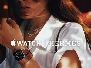 Apple Watch Hermes release set for Oct. 5