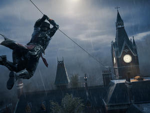 Assassin's Creed Syndicate's day one patch is comparatively small