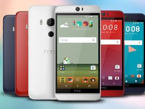 HTC Butterfly 3 unveiled with 20.2MP camera, 5.2-inch Quad HD display