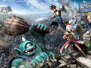 Dragon Quest Heroes DLC is free, on-disc in upcoming Western release
