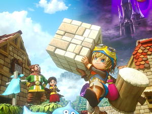 """Screenshot Saturday - Lets play """"is this screenshot from Minecraft or Dragon Quest Builders!?"""""""
