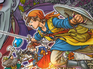 Dragon Quest VIII's debut sales show waning influence in Japan