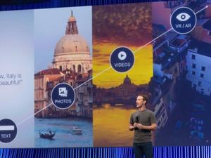Facebook reportedly planning standalone 360-degree video app