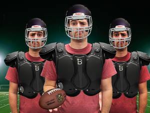 Want to play fantasy football with Jon? Now's your chance