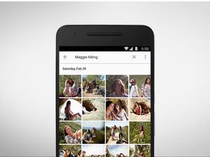 Google Photos update for Android adds Chromecast support