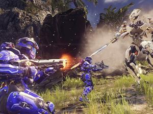 Halo 5: Guardians preview - Hands-on with Warzone, the mode new to Halo 5