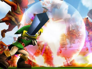 Hyrule Warriors' 3D only works on the New 3DS