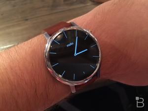 New Moto 360 official! Hands-on with all 3 models