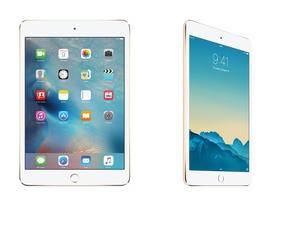 iPad mini 3 vs iPad mini 4 Spec Shootout