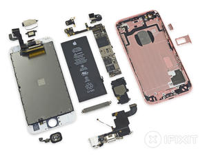 iPhone 6s teardown confirms thicker, heavier display and smaller battery