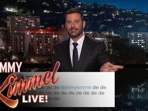 Gamers make Jimmy Kimmel's job easy as he fires back at nontroversy