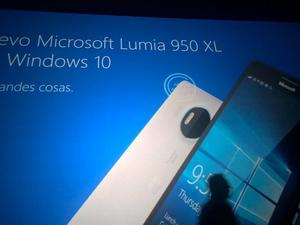 Lumia 950, 950 XL and 550 specs spilled in newly leaked slides
