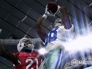 NFL pro says EA's Madden series has improved his game