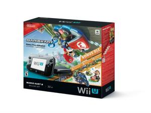Mario Kart 8 Wii U bundle available now in stores