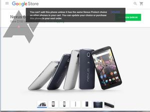 Nexus Protect leak hints at Apple Care competitor