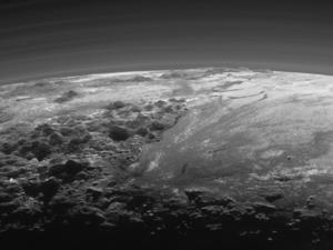 NASA has released a breathtaking new Pluto panorama