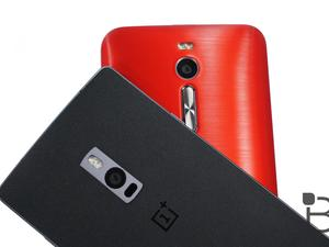 OnePlus 2 vs. ZenFone 2: Which value device comes out on top?