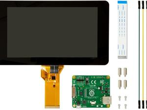 Raspberry Pi Foundation Cooks Up Accompanying $60 Touch Display