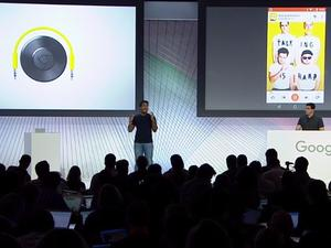 Chromecast Audio announced — turn your old speakers into something useful