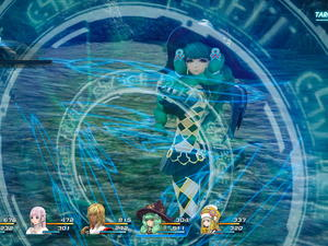 Star Ocean 5 trailers - Meet Fiore, Victor, and the most rockin' battle system around
