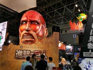 Tokyo Game Show 2015 - Shots from the floor and of Akihabara