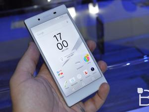 Sony Xperia Z5 goes on sale in the U.K.
