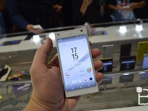 Sony's Xperia Z5 Compact is now on sale in the U.K.