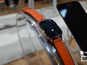 Asus ZenWatch 3 with circular display outed in FCC filing