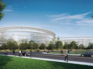 Apple reportedly closes deal on second 'spaceship' campus